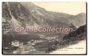 Postcard Old Pralognan general view