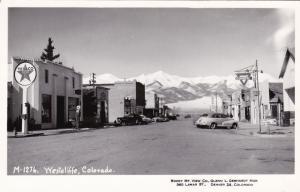 RP: WESTELIFFE , Colorado , 30-40s ; Main Street