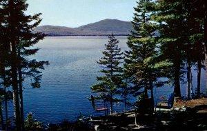 Maine Mooshead Lake and Squaw Mountain 1964
