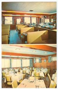 Interior Booths and Dining Tables, The Lobster Haven, St. Stephen, New Brunsw...
