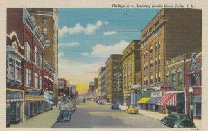 SIOUX FALLS , South Dakota , 30-40s ; Phillips Avenue