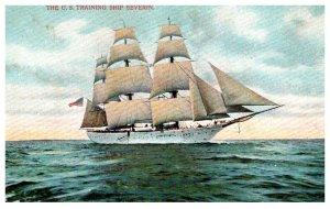 U.S. Training Ship Severin