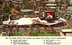 New York World's Fair 1964-1965 The Kodak Pavilion