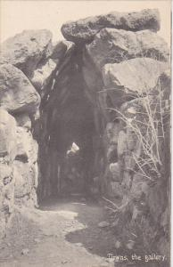 The Gallery, Tiryns, Greece, 1900-1910s