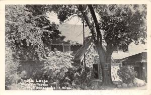 D4/ Minneapolis Minnesota Mn Real Photo RPPC Postcard 1949 Smith Lodge Rt 14