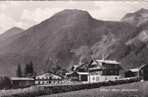 RP: KRIMML , Austria , 30-40s ; Klockerwirt