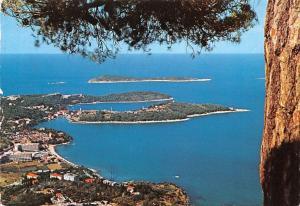 Croatia Cavtat Panorama, General View 1977