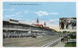 KY - Louisville, Churchill Downs, Derby Day