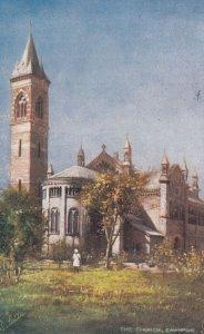 CAWNPORE , India , 00-10s ; The Church ; TUCK 7234