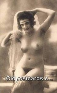 Reproduction # 141 Nude Postcard Post Card  Reproduction # 141