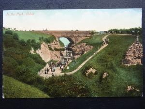 Sunderland ROKER In The Park c1905 Postcard by Valentine