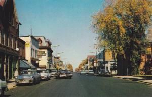 Main Street , GRAVENHURST , Ontario , Canada , 50-60s
