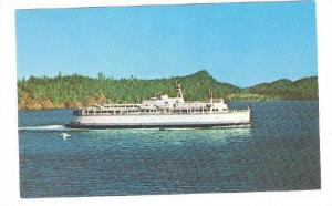 Traveling the coastal waters, M.V. City of Vancouver,B.C.Canada. 40-60s