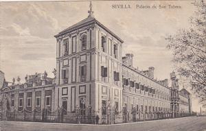 Spain Sevilla Palacio de San Telmo