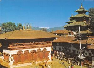 BT13329 Bhim ratna harsha ratna hotel crystal Nepal        Nepal