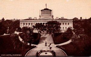 Ohio Columbus State Capitol Building