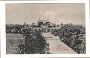 AGRA, India, 1900-1910's; The Mauseleum Of The Emperor Akbar
