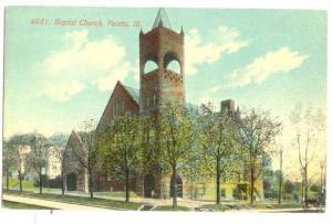 Baptist Church , Peroia , Illinois ,00-10s