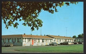 PEI Prince Edward Island SUMMERSIDE Green Acres Motel pm1994 Chrome