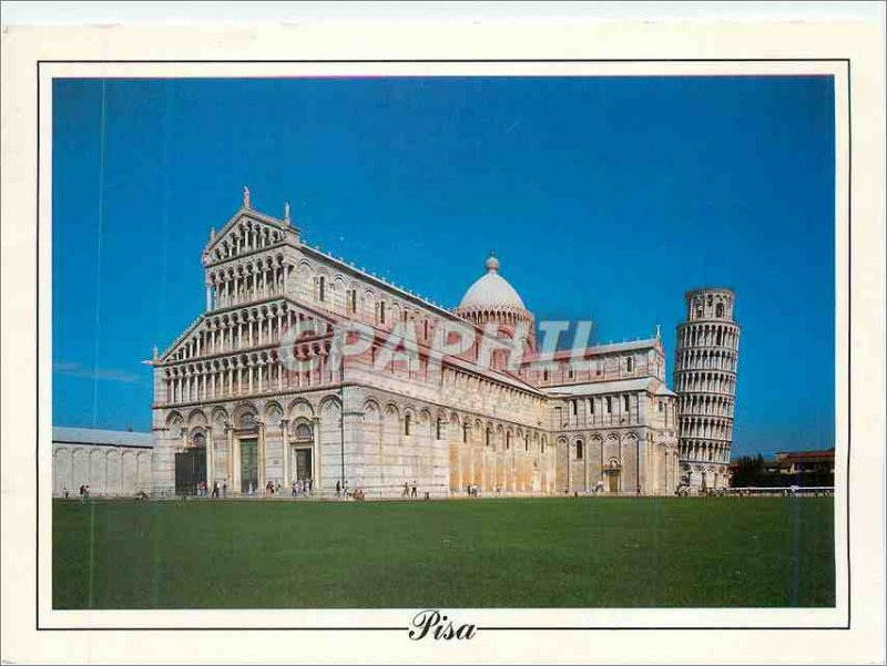 Postcard Modern Pisa The Cathedral