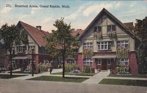 Stratford Arms, GRAND RAPIDS, Michigan, PU-1915