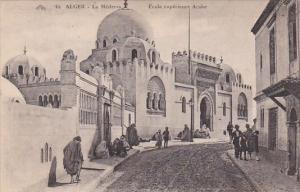 Algeria Alger La Medersa Ecole superieure Arabe