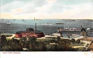 12388  New York  City 1904  Harbor