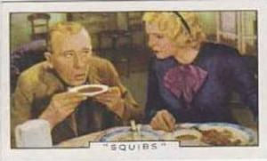 Gallaher Cigarette Card Film Epesodes No 29 Squibs