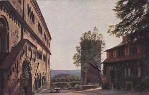 Haupthof Von N. Sommer, Wartburg (Thuringia), Germany, 1900-1910s