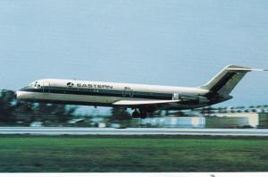 Eastern Airlines Boeing 727
