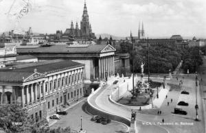 Austria Wien Parlament Rathaus 01.39