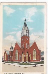 ME Church , MOUNT AIRY , North Carolina ,1910s