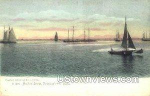 Harbor - Provincetown, Massachusetts MA