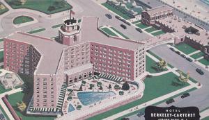 Hotel Berkeley-Carteret, Swimming Pool, Asbury Park, New Jersey, PU-1959