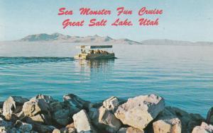 Sea Monster Fun Cruise, Great Salt Lake, Utah , 40-60s 2/2