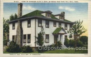 Tenn. State Department of Conservation Military Postcard Postcards  Tenn. Sta...