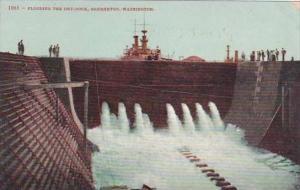 Washington Brembrton Flooding The Dry Dock