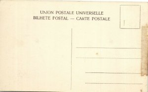PC CPA CABO VERDE / CAPE VERDE, S. VICENTE, MERCADO, Vintage Postcard (b26738)