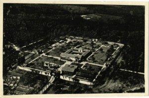 CPA AK Saalburg Aerial view GERMANY (931691)