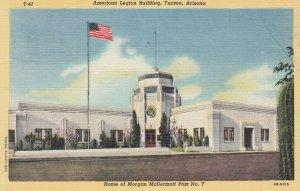 TUCSON , Arizona , 1930-40s ; American Legion