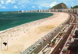Brazil - Rio de Janeiro, Copacabana's Beach & the City