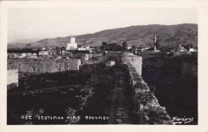 RP:Panorama of village, Greece , 30-40s