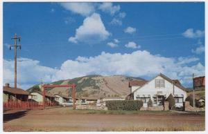 Jackson, Wyoming, Early View of The Snow King Court