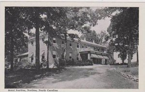 North Carolina Norlina Hotel Norlina