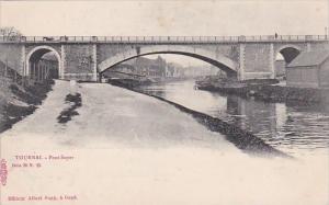 Belgium Tournai Pont Soyer
