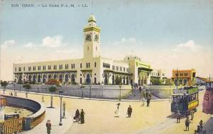 Oran , Algeria , 00-10s ; La gare