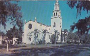 Florida Winter Park Knowles Memorial Chapel Rollins College