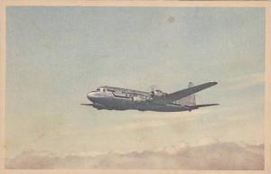 SAS Douglas DC-6, Inflight , PU-1953