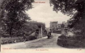 Toul , France , 00-10s ; Porte Jeanne-d'Arc