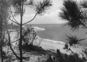 BR47360 vue prise des dunes Fromontine    France